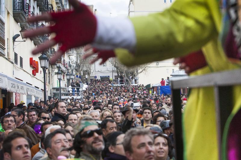 Tourisme au Carnaval de Cadix
