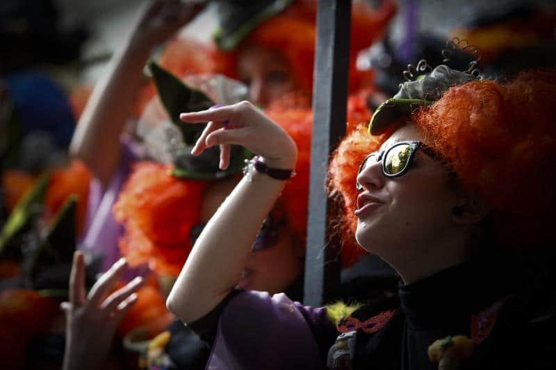 carnaval de cadix en Espagne